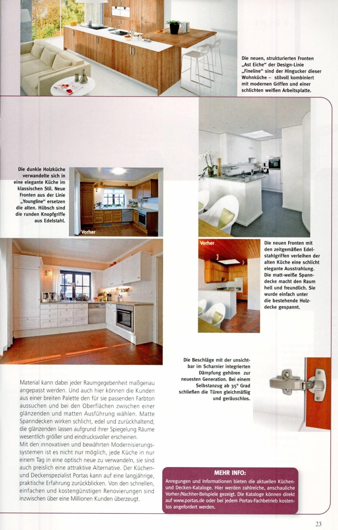 Wohnzeitschriften berichten über die PORTAS-Lösungen – PORTAS ...