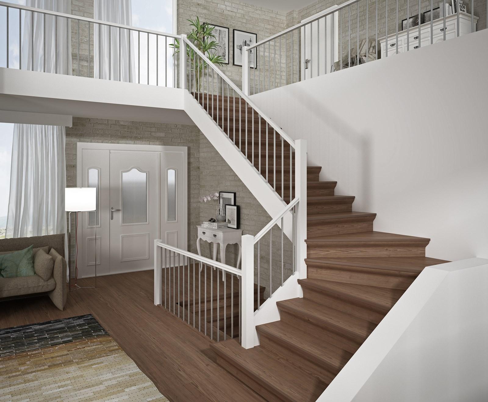 vinyl stufen ger uscharm robust und wartungsfrei. Black Bedroom Furniture Sets. Home Design Ideas