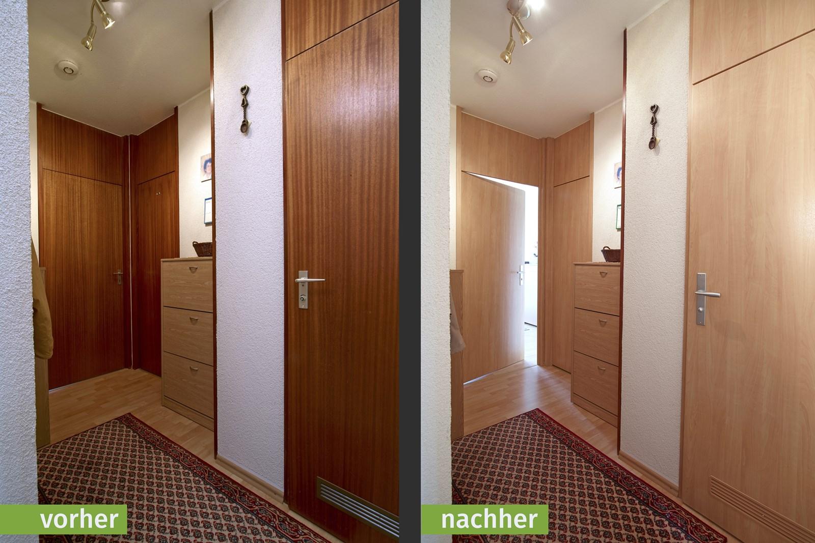 raffinierte türen-renovierung mit system – portas renovierung
