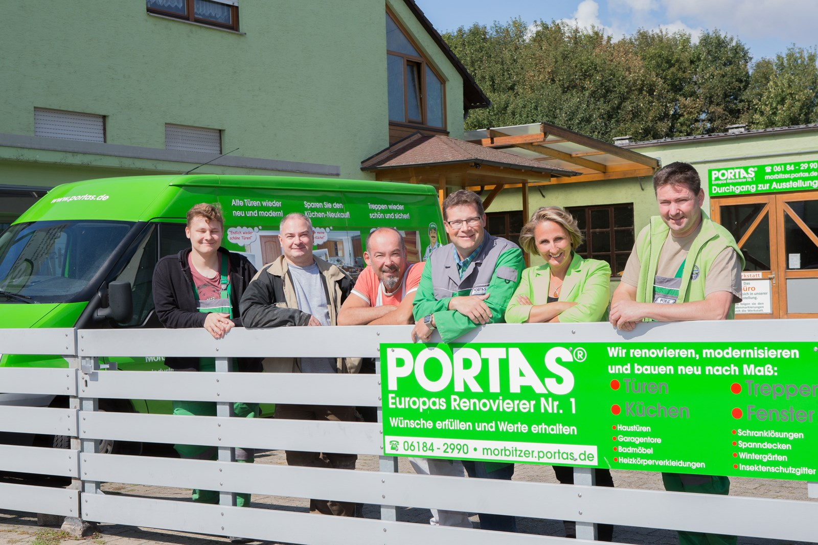 Die Portas Fachbetriebe Ihre Spezialisten Vor Ort Portas Renovierung