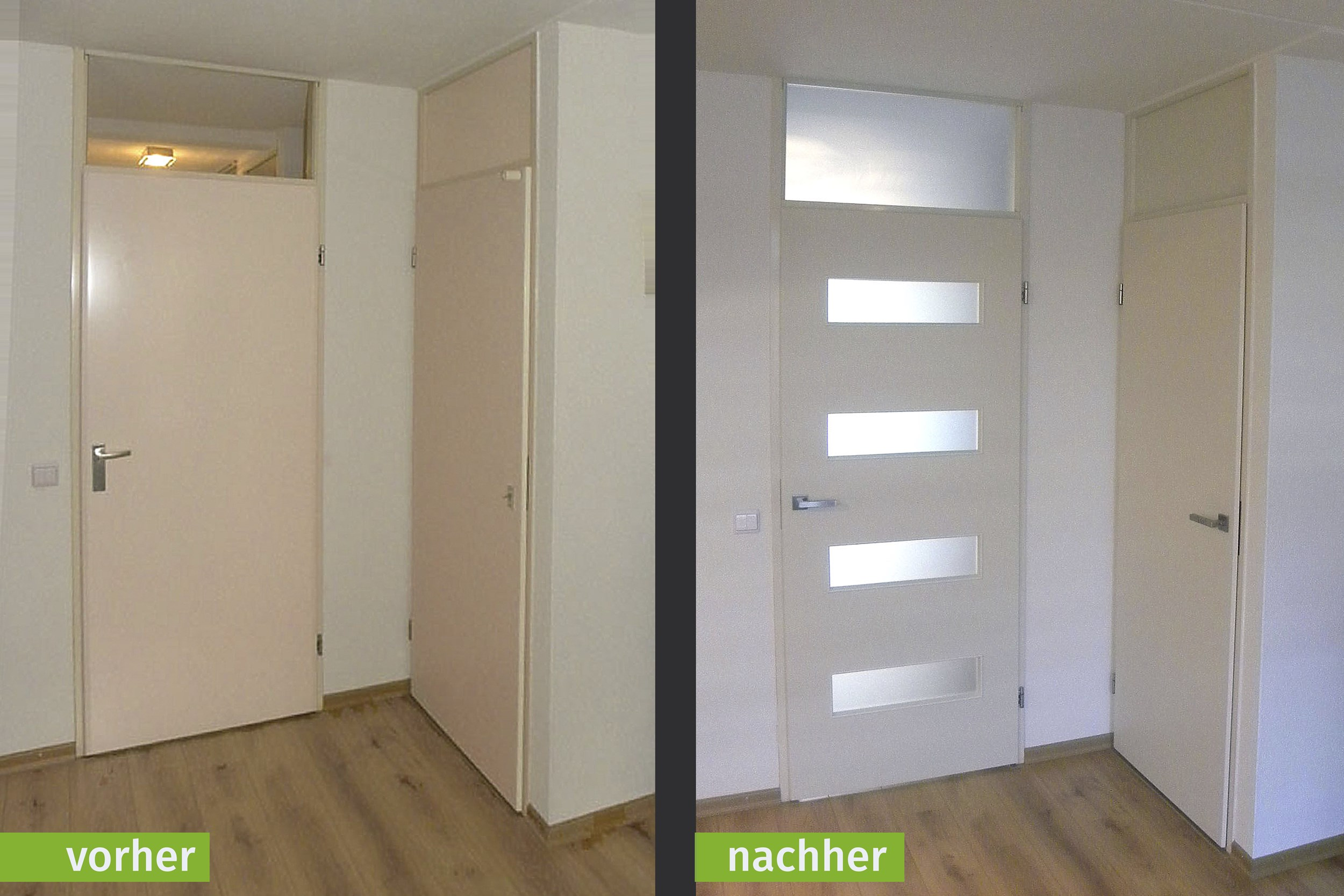 kundenbeispiele türenrenovierung – portas renovierung