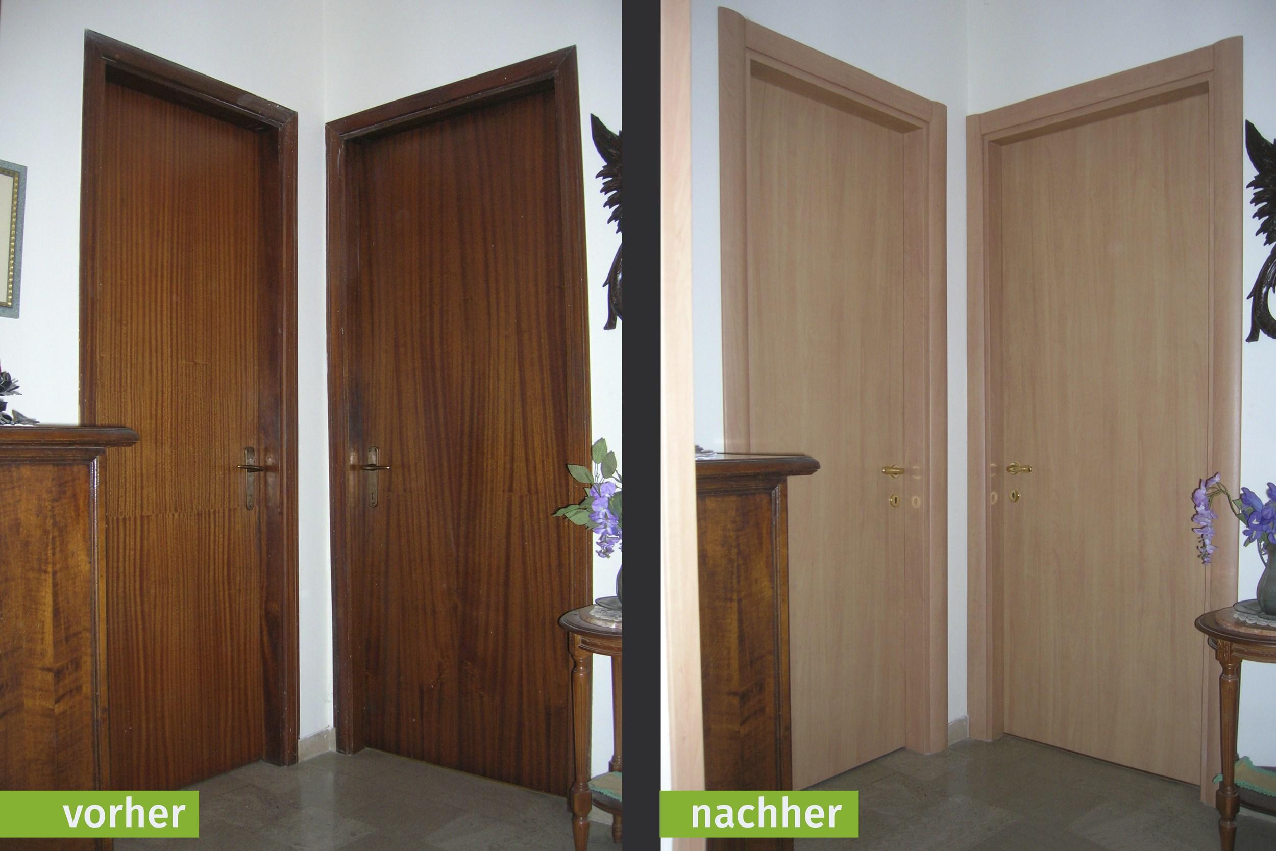 Kundenbeispiele Turenrenovierung Portas Renovierung