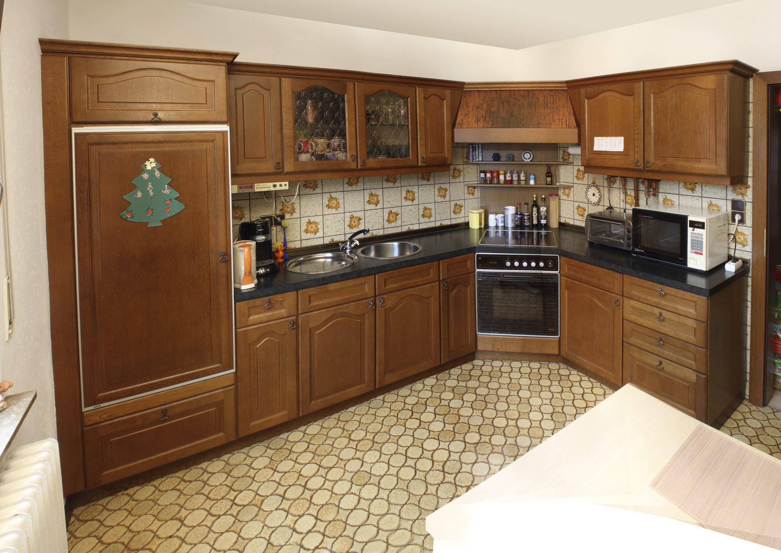 kundenbeispiele k chenrenovierung portas renovierung. Black Bedroom Furniture Sets. Home Design Ideas